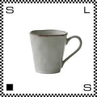 Prairie プレーリー マグカップ ネージュ ホワイト Φ90/W124/H95mm 310cc コーヒーカップ アンティーク風 日本製
