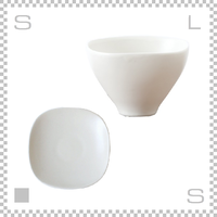 SAKUZAN サクザン SARA LOTUS サラロータス カップ&ソーサー クリーム パステルカラー 日本製