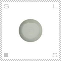 Common コモン プレート 150mm グレー Φ150/H18mm 波佐見焼 日本製