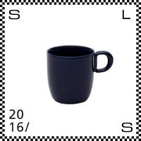 2016/ Leon Ransmeier レオン ランスマイヤー マグカップ ダークブルー 300ml Φ80/W115/H86mm マグ 有田焼 日本製