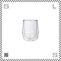 KINTO キントー KRONOS ダブルウォール コーヒーカップ 250ml 耐熱ガラス製