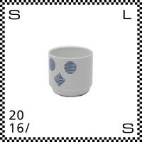 2016/ TAF タフ カップ バード ブルー 220ml Φ75/H70mm 湯呑み フリーカップ スタッキング可 有田焼 日本製 gs-006