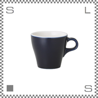 ORIGAMI オリガミ カプチーノカップ ネイビー 6oz 180cc コーヒーカップ バリスタが設計 日本製