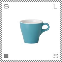 ORIGAMI オリガミ カプチーノカップ ターコイズ 6oz 180cc コーヒーカップ バリスタが設計 日本製