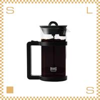 RIVERS リバーズ コーヒープレス フープ 350ml ミニロゴ 計量スプーン付 COFFEE PRESS HOOP