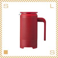 RIVERS リバーズ コーヒープレス コア レッド 350ml 計量スプーン付 COFFEE PRESS CORE