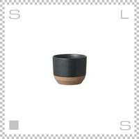KINTO キントー CLK-151 カップ ブラック 180ml Φ75/H60mm 湯呑み フリーカップ 磁器 日本製