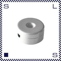 HERMOSA ハモサ BOBIN ボビン Lサイズ ホワイト コード調整 約150cm巻き取り可