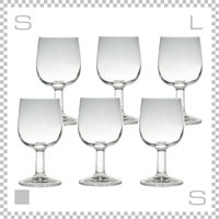 Common コモン ワイングラス 215ml 6個セット Φ71/H134mm