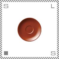 ORIGAMI オリガミ エスプレッソカップ用ソーサー ブラウン Φ128mm デミタスカップ用ソーサー 日本製