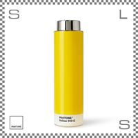 PANTONE パントン ドリンクボトル トライタン イエロー 500ml Φ62/H220mm ステンレスボトル 魔法瓶