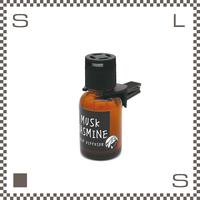John's Blend ジョンズプレンド クリップディフューザー ムスクジャスミン カーエアフレッシュナー 約1~2か月持続 車用芳香剤