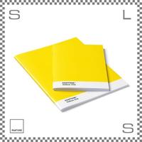 PANTONE パントン プックレットセット 2サイズセット イエロー W220/D170/H5mm W170/D120/H5mm ノートブック 日記帳 デンマーク
