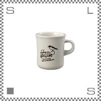 キントー SCS スローコーヒースタイル マグ 250ml バード マグカップ