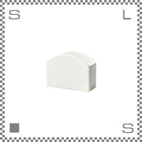 キントー SCS スローコーヒースタイル ペーパーフィルタースタンド ホワイト ペーパーフィルター入れ