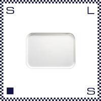 CAMBRO キャンブロ カムトレー スクエア Sサイズ ホワイト 180×125mmトレー グラスファイバー製 アメリカ製