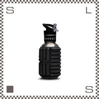 MOBOT モボット フォームローラー ウォーターボトル 530ml ブラック  魅せる水筒 ステンレス製 携帯ボトル