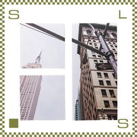 アートパネル ニューヨーク 3枚セット W31/D2/H66(1枚) W31/D2/H31(2枚) 写真風 キャンバス azu-art126a