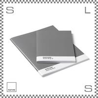 PANTONE パントン プックレットセット 2サイズセット グレー W220/D170/H5mm W170/D120/H5mm ノートブック 日記帳 デンマーク