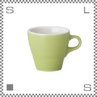 ORIGAMI オリガミ ラテカップ グリーン 8oz 250cc コーヒーカップ バリスタが設計 日本製
