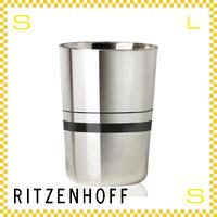 RITZENHOFF リッツェンホフ ジントニックグラス 250ml ボーダー モニカ・フォレスター Φ83/H115mm タンブラー ダブルライン ギフト  ritz-3530003