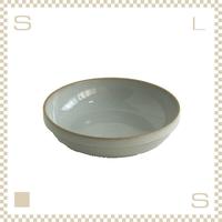 ハサミポーセリン ラウンドボウル 直径220mm クリア グロス Φ220/H55mm スタッキング可 HPM033 Hasami Porcelain