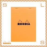 ROHDIA ロディア ブロックメモ No.16 方眼 イエロー 5冊セット 14.8×21cm 80Pフランス製
