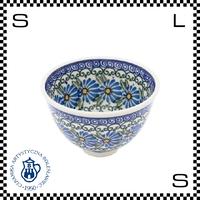Ceramika Artystyczna ツェラミカ アルティスティチナ No.835 ライスボウル Φ10.8/H7cmストーンウェア オーブン可 ハンドメイド ポーランド製