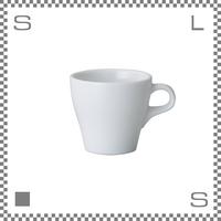 ORIGAMI オリガミ カプチーノカップ ホワイト 6oz 180cc コーヒーカップ バリスタが設計 日本製