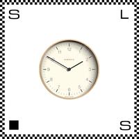 NEW GATE ミスタートーマスサークル 直径28cm ウォールクロック 壁掛け時計 ニューゲート アートワークスタジオ