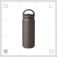 KINTO キントー デイオフタンブラー ブラック 500ml マグボトル 携帯ボトル