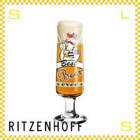 RITZENHOFF リッツェンホフ ビアグラス 300ml セーラー ミハル・シャレフ Φ80/H217mm ビアタンブラー 水兵 best beer ギフト  ritz-3220017