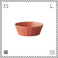 KINTO キントー アルフレスコ ボウル レッド 直径150mm スープ皿 メラミン樹脂 バンブーファイバー使用