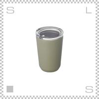 KINTO キントー トゥーゴータンブラー カーキ 360ml ステンレスボトル マグボトル 携帯ボトル