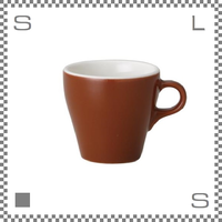 ORIGAMI オリガミ ラテカップ ブラウン 8oz 250cc コーヒーカップ バリスタが設計 日本製
