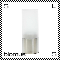 blomus ブロムス FARO ティーライトホルダー シルバー マット加工 blomus-65057