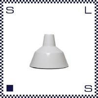 HERMOSA ハモサ MARTTI MINI 1灯ランプ ホワイト 直径17.5cm エナメル製 琺瑯製