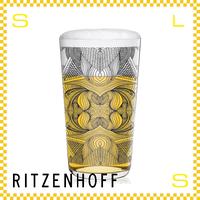 RITZENHOFF リッツェンホフ ビアグラス 330ml ゴシック ジョーン・タラゴ Φ80/H140mm タンブラー タトゥー ギフト  ritz-3510008
