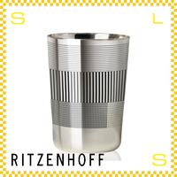 RITZENHOFF リッツェンホフ ジントニックグラス 250ml ボーダー&ストライプ&チェック ピエロ・リッソーニ Φ83/H115mm タンブラー ギフト  ritz-3530005