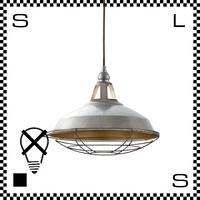 アートワークスタジオ Jail ジェイルペンダント Lサイズ メタル 電球なし Φ410/315mm マリン風 インダストリアル風 フィッシャーマン  AW-0409Z-ME