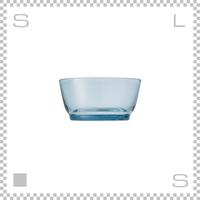 KINTO キントー HIBI ヒビ ボウル 125mm ブルー Φ125/H60mm 420ml ガラスボウル