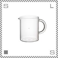 キントー SCS-02-CJ スローコーヒースタイル コーヒージャグ 600ml ビーカータイプ 耐熱ガラス製