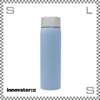 Innovator イノベーター ステンレスボトル 480ml ライトブルー Φ63/H216mm 携帯ボトル 魔法瓶 水筒