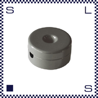 HERMOSA ハモサ BOBIN ボビン Lサイズ シルバー コード調整 約150cm巻き取り可