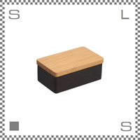 KINTO キントー TAKU バターケース ブラック 磁器製 バターボックス