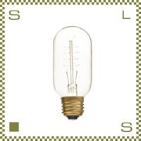 エジソンバルブ SSサイズ W4.5/D4.5/H11cm レトロ電球 azu-lhb92