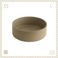 ハサミポーセリン トールボウル 直径220mm ナチュラル Φ220/H72mm スタッキング可 HP016 Hasami Porcelain