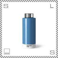 PANTONE パントン ドリンクボトル スチール ブルー 630ml Φ74/H190mm ステンレスボトル 魔法瓶