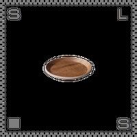 KINTO キントー CAST キャスト コースター チーク ブラウン 直径10cm 茶托