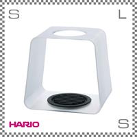 HARIO ハリオ ドリップスタンド キューブ クリア W170/D134/H160mm ドリッパースタンド ブリューワースタンド dsc-1
